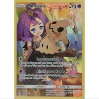 Mimikyu/Mimigma 245/236 Secret Rare Pokemon S&M Cosmic Eclipse EN NM/Mint
