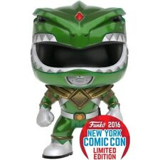 Green Ranger Pop! Vinyl Figure Television #360 Power Rangers NYCC 2016 Exclusive