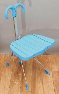 RARE Italian Art Modern  Gaetano Pesce Folding Umbrella Chair by Zeo Disegno