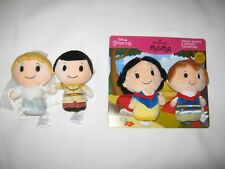 Snow White & Prince Cinderella Hallmark itty bittys bitty Event Exclusive Disney