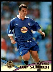 Merlin's Premier Gold (2000) - Tony Cottee Leicester Top Scorer No. A9