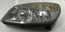 Renault Scenic PASSENGER LEFT HEAD LIGHT LAMP 158103001L1 Dynamique 2003 To 2006