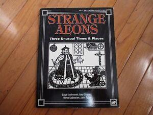Call of Cthulhu Strange Aeons