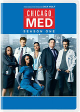 Chicago Med: Season One - 5 DISC SET (2016, REGION 1 DVD New)
