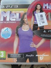 PS3 Get Fit with Mel B  Personal Trainer-GET FIT NOT FAT-HAVE FUN TOO -AND ENJOY