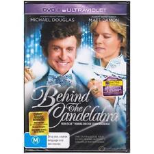 DVD BEHIND THE CANDELABRA Michael Douglas Matt Damon Liberace DVD+UV R4 [BNS]