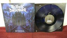BLACK DAHLIA MURDER Nocturnal LP Blue Vinyl Limited Edition of 1000 Copies metal