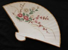 "Lenox ""The Plum Blossom Fan"" Winter 1988 Fine Porcelain Collectible Vintage"