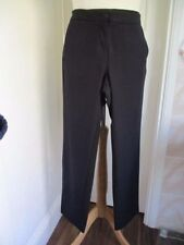 Polyester Tapered Regular 32L Trousers for Women