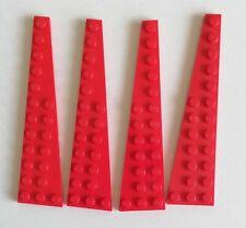 6564 Destro 656421 LEGO Cuneo 3x2 Rosso