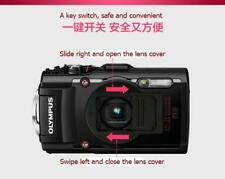 Noir Lens Cap better protection lens for OLYMPUS Tough TG1/TG2/TG3/TG4/TG5