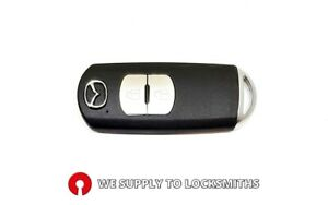 NEW Mazda 2, 3, 6, CX-3, CX-5 Smart Key 2012 2013 2014 2015 2016 2017 2018 2019