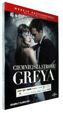 CIEMNIEJSZA STRONA GREYA / FIFTY SHADES DARKER EXTENDED (DVD) NEW SEALED