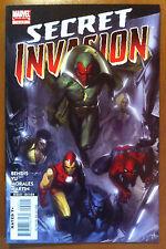 SECRET INVASION #2 2008 Marvel Comic book
