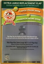 "New Ideal Pet Products Replacement Flap for Extra Large Pet Door Xl 10.5"" X 15"""