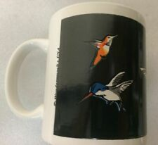 Hummingbirds Magic Picture Changing Coffee Mug Wondermugs USA ⍨