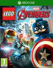 LEGO Marvel's Avengers XBOX ONE IT IMPORT WARNER BROS