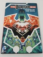 JUSTICE LEAGUE: DARKSEID WAR - POWER OF THE GODS HARDCOVER One-Shot DC Comics HC