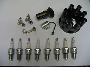 Tune Up Kit & Spark Plugs 63 64 65 Chrysler & Imperial 413 V8 1963 1964 1965