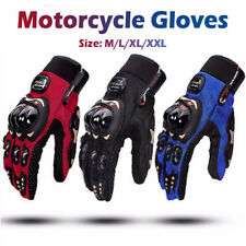 Unisex Bike Pro-Biker Motorcycle Motorbike Racing Gloves Full fingers Anti-Slip