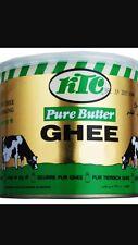 Ktc beurre ghee 1KG, indian cuisine 1 kg desi alimentaire