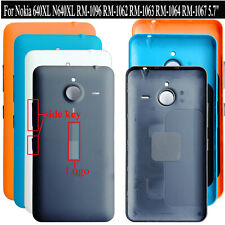 For Nokia 640XL RM-1096 RM-1062 RM-1063 RM-1064 1067 Back Housing Battery Cover
