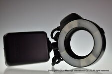 Canon MACRO RING LITE ML-3 For Film Camera Excellent