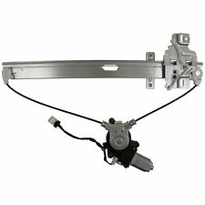 Power Window Motor and Regulator Assembly-Window Assembly Rear Right fits Rodeo