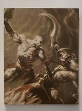 God of War 2 Premium Official Strategy Guide.