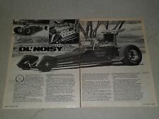 1927 T ROADSTER ARTICLE / AD