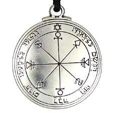 5 Colgantes Pagano Wicca Viking tema Talismán llave de Salomón Sello Pentáculo + fianza