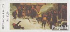 Norvège 875MH (complète edition) carnet de timbres neuf avec gomme originale 198