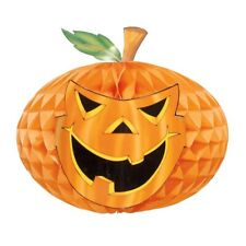 XXL KÜRBIS WABENBALL # Halloween Raumdeko Festdeko Partydeko Lampion Deko 5185
