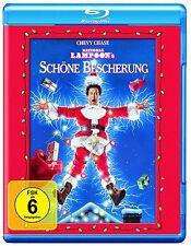 SCHÖNE BESCHERUNG Die schrillen Vier CHEVY CHASE Santa Clause BLU-RAY Neu