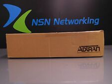 New Sealed Adtran Netvanta 6240 4740202G11 VoIp Gateway Router 8 Fxs 30 Dsp 2Fxo