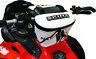 Skinz NXT LVL Snowmobile Handlebar Bag - White For Ski-Doo, Arctic Cat & Yamaha