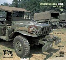Verlinden Book WarMachines Plus Volume I (Willys, Dodge, GMC's, Diamond T) 736