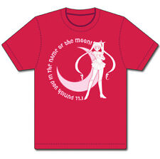 *NEW* Sailor Moon Sailormoon Punish Small (S) T-Shirt