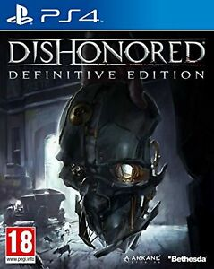 Dishonored Definitive Edition (PlayStation 4) (PS4) NEW Sealed