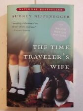 The Time Traveler's Wife by Audrey Niffenegger Paperback Book