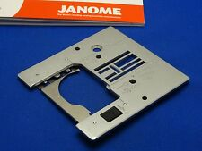 JANOME NEEDLE PLATE FITS 4800, CXL301, 4032, DC3050 MACHINES & MORE GENUINE PART