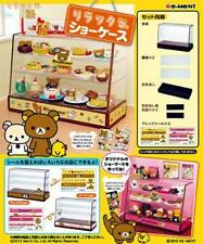 Re-ment Rilakkuma showcase set Miniature Figures set from Japan F/S