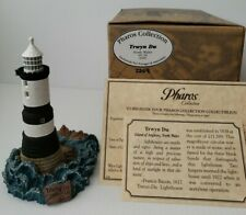 Harbour Lights Trwyn Du North Wales #Pc103 Pharos Collection New w/ Box & Papers