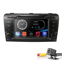 Car DVD GPS Stereo Radio Navigation For Mazda 3 2004 2005 2006 2007 2008 2009 US