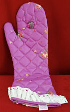 Vintage- 1980 Miss Piggy Oven Glove w/ Ring, Rare early Henson Copyrighted Find