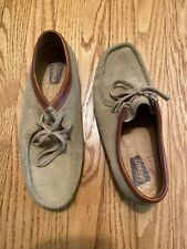 clarks wallabees size 8