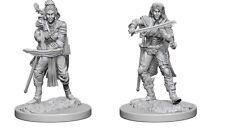 RPG Miniatures Adventurers Deep Cuts Unpainted Minis: Elf Female Bard