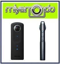 Ricoh Theta S Spherical Digital Camera (Black)