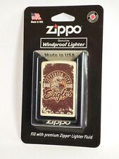Zippo Lighter ⁕ Retro Eagle ⁕ 60003666 Neu New OVP ⁕ B100