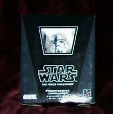 ******Star Wars Stormtrooper Commander Mini Bust Gentle Giant LTD MIB ******